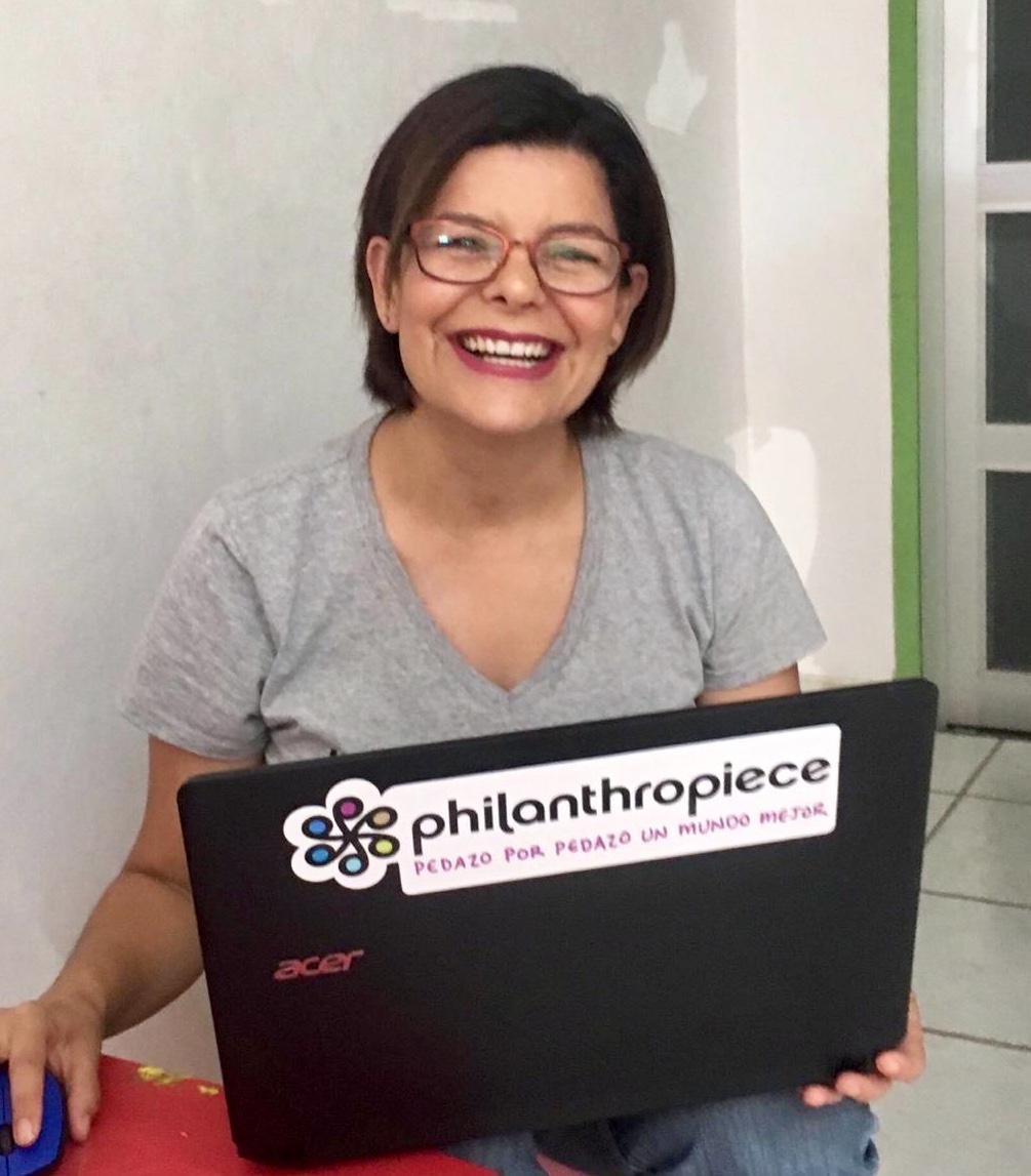 Community Spotlight: Martha Márquez
