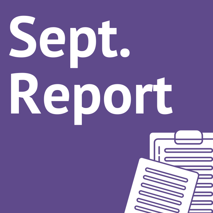click on me to go to sept report!