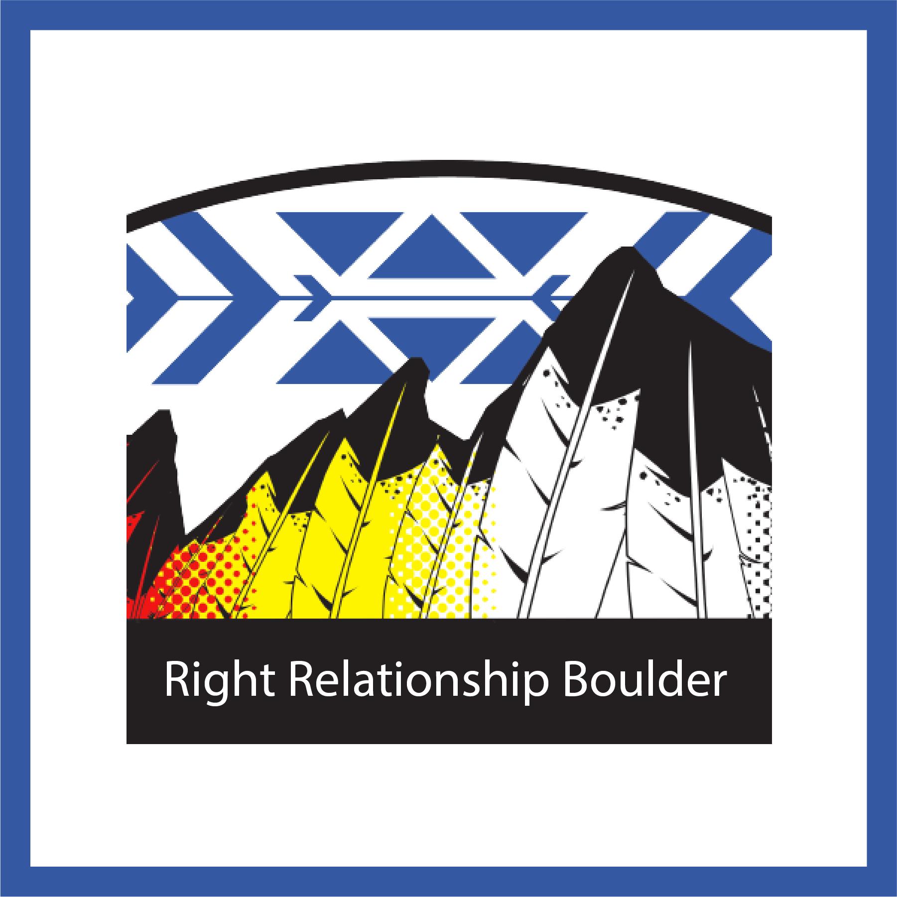 right relationship boulder logo